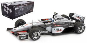 Minichamps Mclaren Champion du Monde Mp4 / 14 1999 - Mika Hakkinen au 1/18 4012138100626