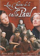 DVD - Los Chicos De la Calle Paul NEW Mario Adorf FAST SHIPPING !