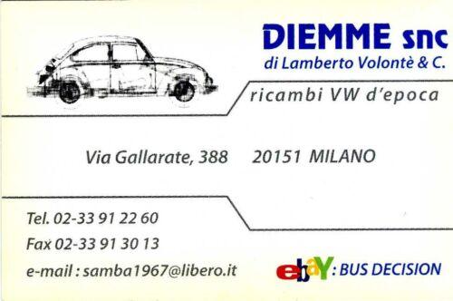 cuffia freno a mano VW Maggiolino Maggiolone 1302 1303 Pescaccia Karmann Ghia