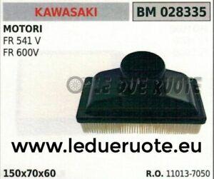 Qualifié 110137049 Filtre Air Tondeuse Tondeuse Kawasaki Fs 691v 730v Fx 600v 172x70x76 Performance Fiable