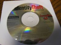 Computer Identity Theft Protector Screen Shot Deluxe 4.0 Windows 98/2000/me/xp