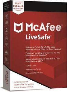 McAfee-LiveSafe-2019-Unlimited-Unbegrenzt-3-5-10-PC-Geraete-1-Jahr