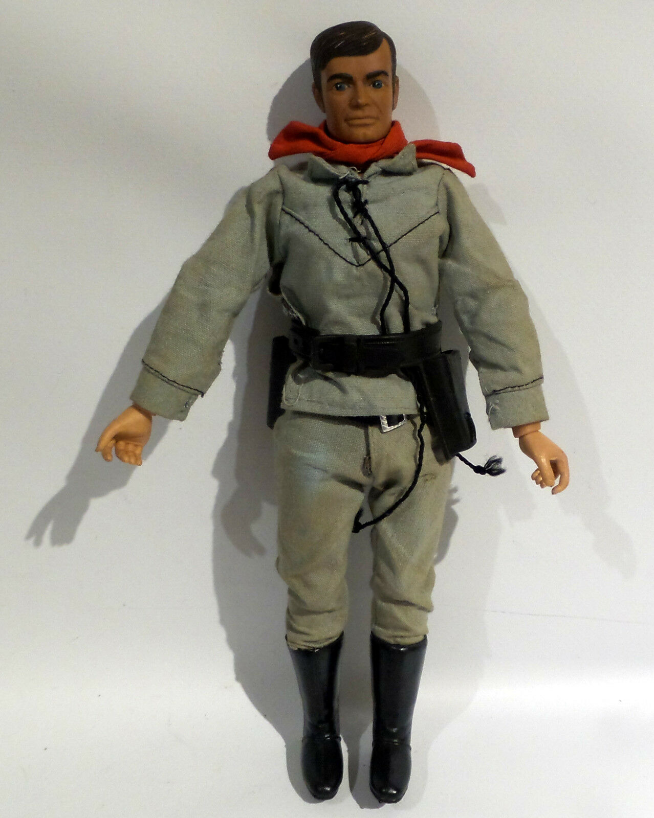 THE LONE RANGER   LONE RANGER ACTION FIGURE MADE BY GABRIEL IN 1973 (SK)