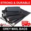 5 Each Of 16x21 17x24 22x30 28x34 20 Large Mixed Grey Mailing Postal Bags 60mu