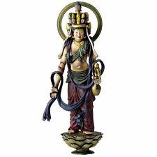 Revoltech Takeya 002 virūpākṣa non-scale ABS /& PVC painted action figure JP