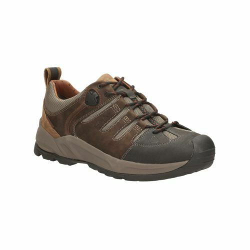 Clarks Mens ** OUTVENT LO ** Dark Brown 130 ** ACTIVE AIR ** 130 Brown ** UK 8,9,9.5 G 5b12ba