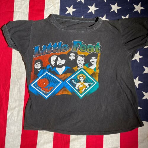 1979 Little Feet Tour Shirt.