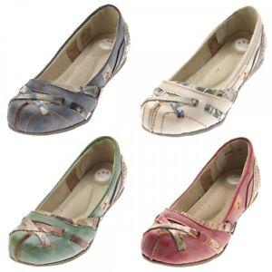 TMA-Pelle-Ballerine-da-Donna-in-Vera-Pelle-Comfort-Scarpe-TMA-5088-Slipper-MIS-36-42