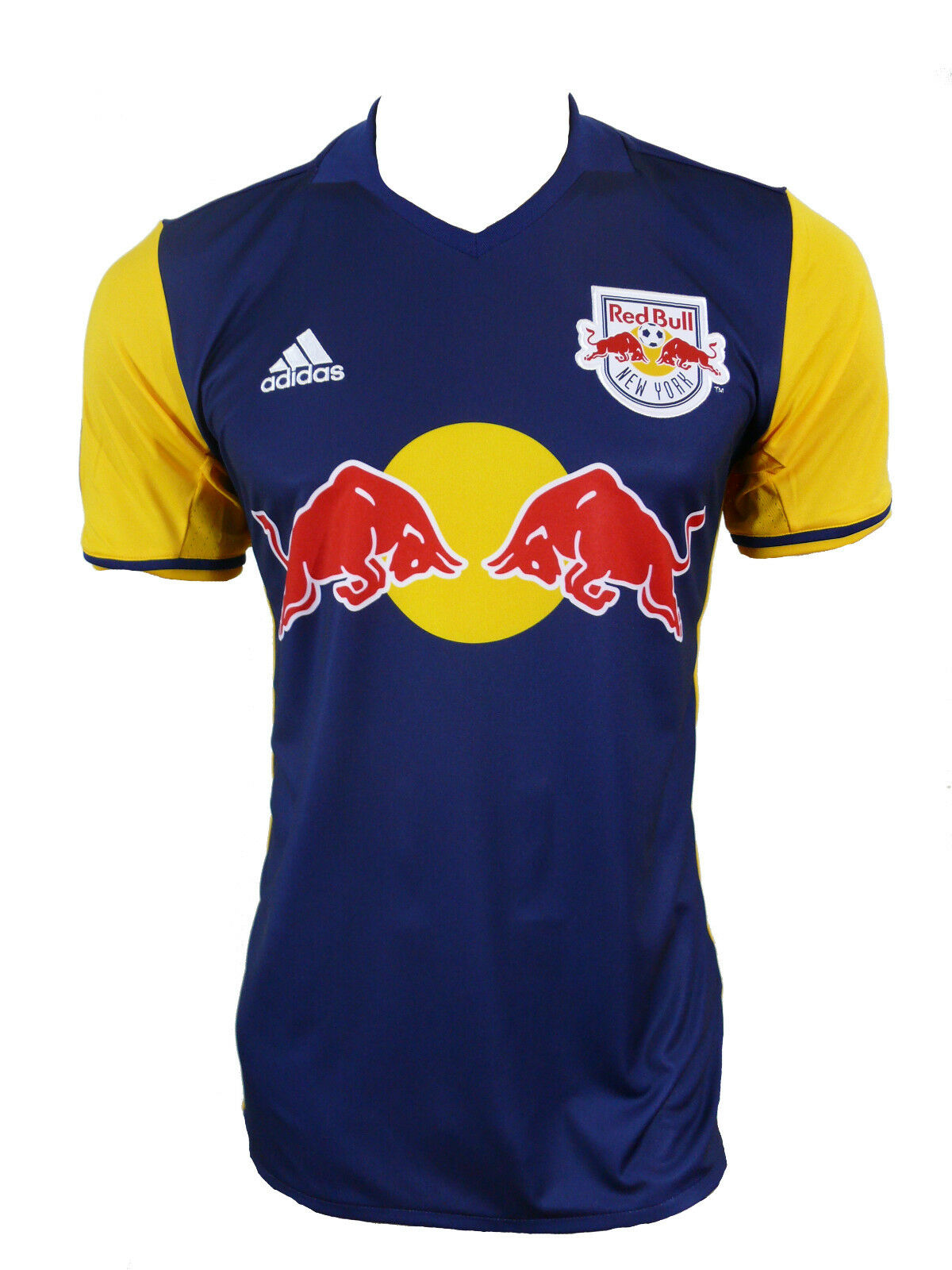 4b617ad8ee2 Red Bull New York Adidas Camiseta Camiseta Camiseta Visitante Bulls Mls size  S 70eaf5