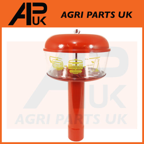 Air Pre Cleaner Filter Massey Ferguson 35,135,140,148 Hat Tractor Red C//W Pipe