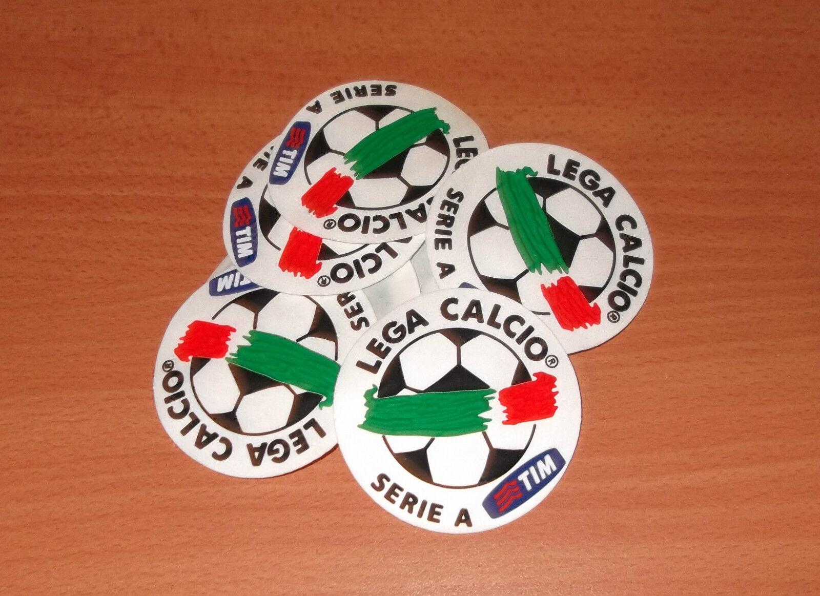 10 TOPPA PATCH PATCH'S LEGA CALCIO ORIGINALE NO LEXTRA 080910 SERIE A