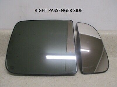 15-18 RAM 2500 3500 RIGHT PASSENGER SIDE TRAILER TOW MIRROR GLASS OEM MOPAR