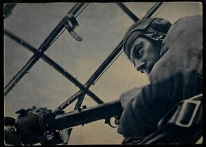 German WW 2 Third Reich postcard LUFTWAFFE