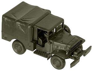 Roco-H0-05049-Minitank-Bausatz-034-Dodge-WC52-034-der-US-Army-1-87-NEU-OVP