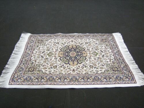 Persian Miniature Woven Carpet Doll House Rug Furniture Decorative Wall Hanging