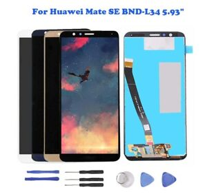 For-Huawei-Mate-SE-BND-L34-LCD-Display-Touch-Screen-Digitizer-Replacement-DL