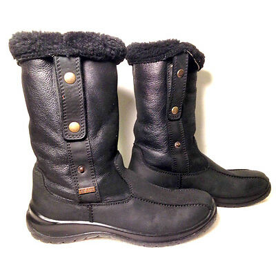 Geox Women's insulated Boots Size US 7.5, EU.38