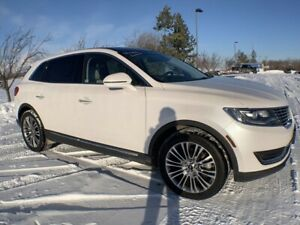 2016 Lincoln MKX Reserve   Sunroof, Memory Seating, Leather!