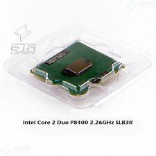 Intel Core 2 Duo P8400 2.26GHz SLB3R Socket P Dual-Core Mobile CPU