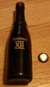 1-Westvleteren-XII-12-Collectible-Empty-Belgium-Bottle-amp-Cap-SUPER-RARE