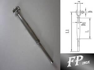 Ridoir-a-sertir-190mm-Pour-Cable-de-4mm-inox-316-Ref-RI597-Promo