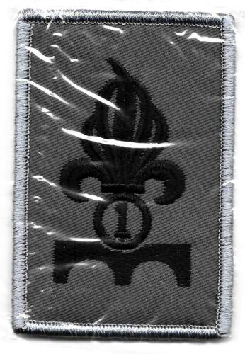 scratch LEGION     GENIE      1°REG      CCL                patch  Félin  GRIS