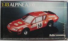 Heller 80146 - ALPINE A 310 - RALLYE - 1:43 - Auto Modellbausatz -- Model Kit 2