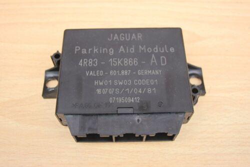 Jaguar S-Tipo 2004-2007 Marcha atrás//Módulo Sensor de aparcamiento 4R83-15K866-AD