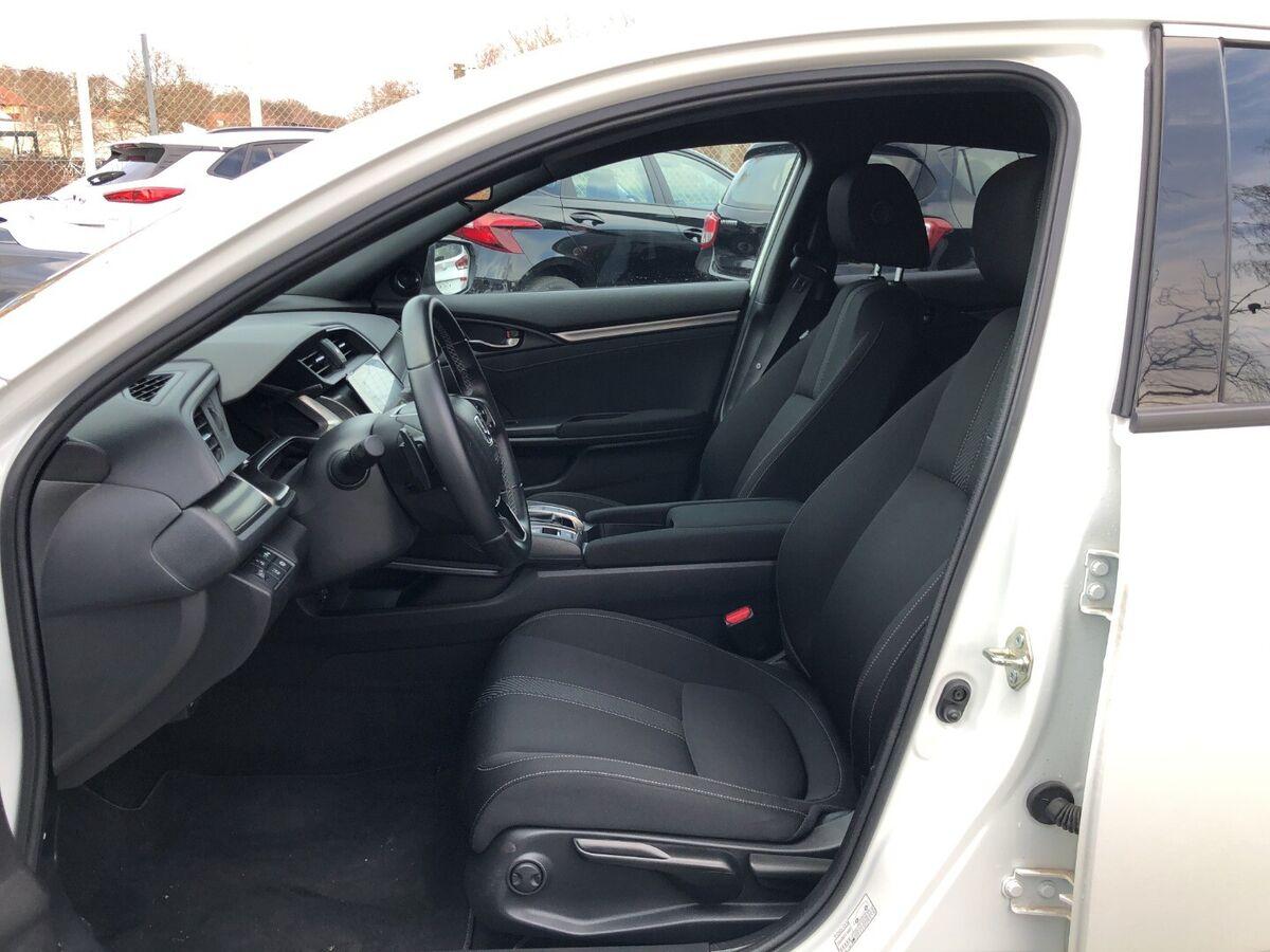 Honda Civic VTEC Turbo Elegance CVT