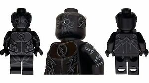 Lego Minifigure Zoom Custom Printed With Free Collector Card