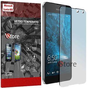 Pellicola-Vetro-per-Microsoft-Lumia-650-Protezione-Display-Salva-Schermo-5-034