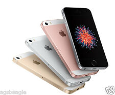"Apple Iphone SE 64gb 4"" Factory Unlocked 2016 Mobile Phone New Cod Agsbeagle"