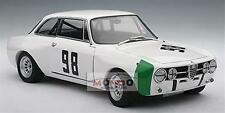 Alfa Romeo Gtam Monza 1970 Hezemans Autoart Aa87004 1:18 Modellino Auto Diecast