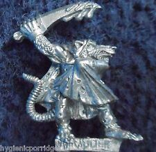 1995 Skaven 74471/2 Clan eshin Assassin 2 Caos ratmen Citadel Warhammer ejército Gw