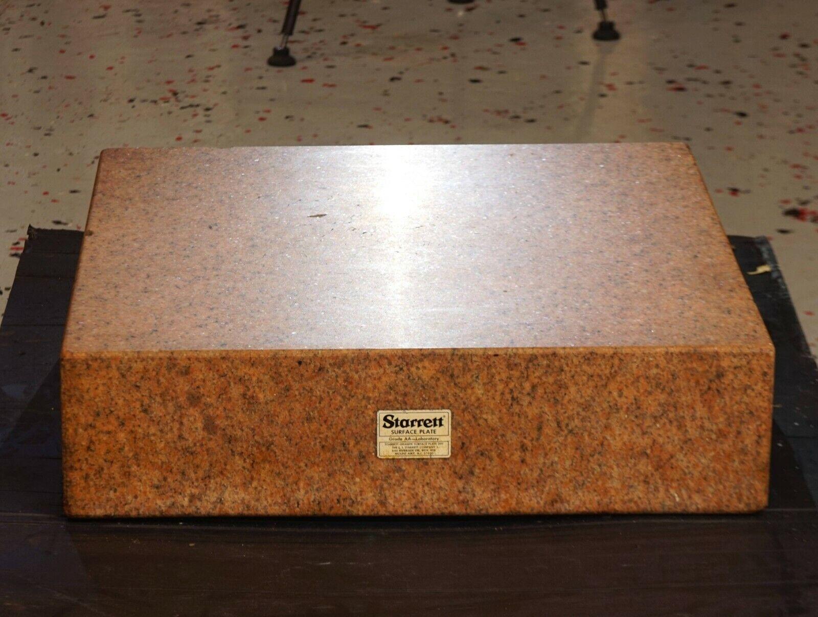 Starrett Surface Plate