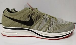 7524bfc771a5e Nike Flyknit Trainer Size 9 Neutral Olive Velvet Brown Men s Shoe ...