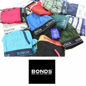 6-x-MENS-BONDS-UNDERWEAR-Guyfront-Trunks-Briefs-Boxer-Assorted-Shorts-Size-S-XXL