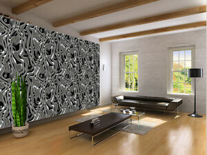METAL-LIQUID-ART-SILVER-TEXTURES-Photo-Wallpaper-Wall-Mural-335x236-cm