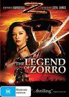 The Legend Of Zorro (DVD, 2013)