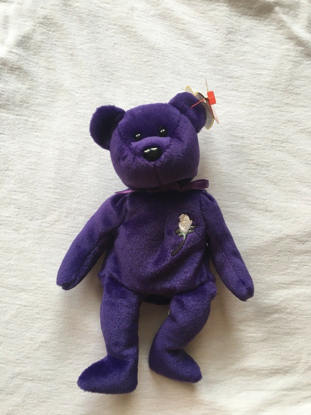 Princess Diana Beanie Baby (Ty 1997 1st Edition Retired) EXCELLENT CONDITION