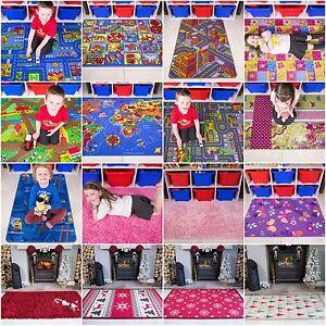 Kids-Rugs-Per-Bambini-Divertente-regali-di-Natale-ragazzi-ragazze-camera-da-letto-stuoie-Baby