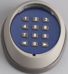 Wireless Keypad to suit all automatic gate/garage door opener/alarm incl. Ahouse