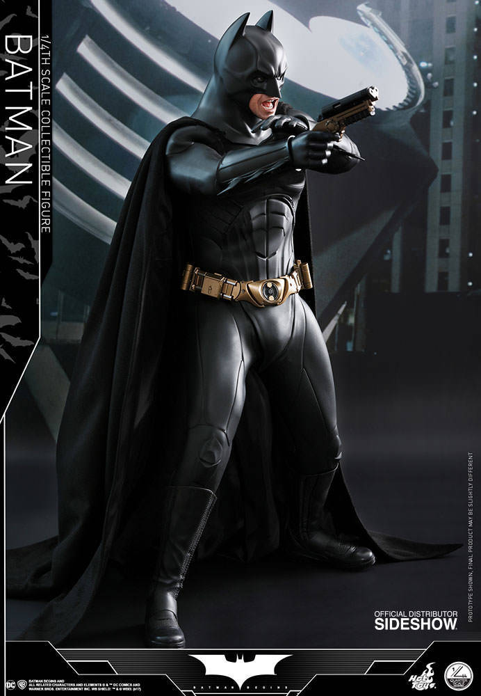 Batman Begins Quarter Scale Series Figure by Hot Toys 903127