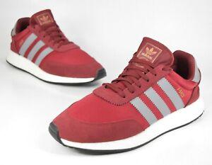 Details about Adidas Iniki I 5923 Runner Boost Men's Size 10.5 Red Collegiate Burgundy B27871