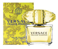 Yellow Diamond By Versace Perfume For Women 1.0 Oz Edt Spray Sealed In Box