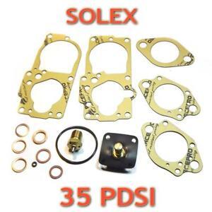 Solex-Pierburg-35-PDSI-full-service-gasket-kit-repair-for-Opel