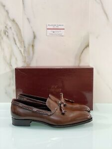 Lidfort Tassel Loafer 831 In Pelle Parma Luxury Lidfort Men Shoe 41