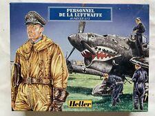 Personnel de L uftwaffe HEL49655 - Heller 1:72 Luftwaffe Personnel