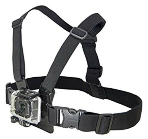 Xventure For Go Pro Shoulder Chest Strap Mount Harness