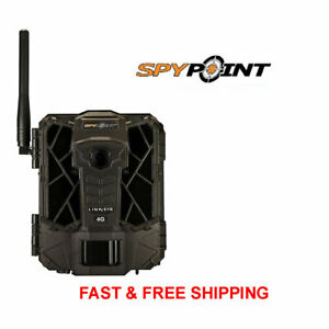 SpyPoint-LINK-EVO-4G-AT-amp-T-USA-Cellular-GG-Telecom-IR-Game-Trail-Camera-HD-12mp